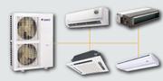 Продажа,  установка и обслуживание любых кондиционеров и вентиляции