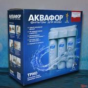 Водоочистители Аквафор в Барнауле