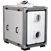 Приточно-вытяжная установка с активной рекуперацией тепла