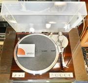 Проигрыватель виниловых пластинок Victor QL-Y44F