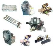 Запасные части для прачечного и кухонного оборудования